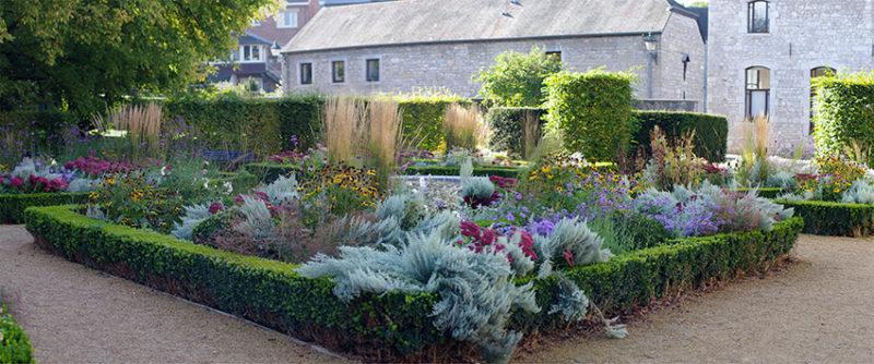 flowering of the jadot garden in marche en famenne arpayge bureau d 233 tudes d architecture